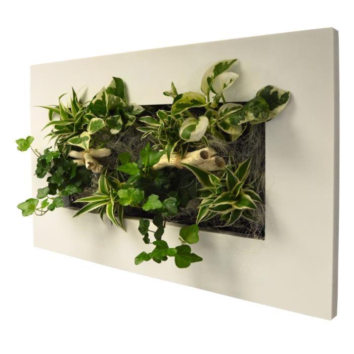 Comment Faire Un Tableau Végétal Mural Soi Même Le Blog Du